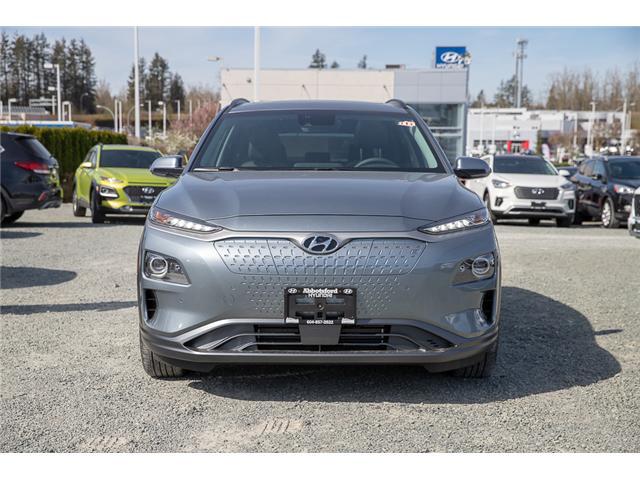 2019 Hyundai Kona EV Ultimate (Stk: KK028550) in Abbotsford - Image 2 of 29
