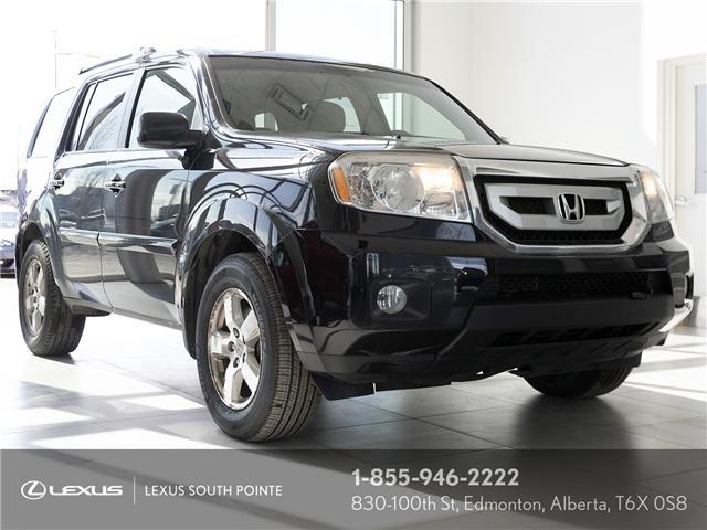 2011 Honda Pilot EX (Stk: L900414A) in Edmonton - Image 1 of 19