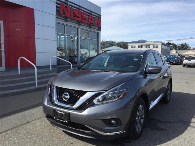 2018 Nissan Murano SV (Stk: N86-9036) in Chilliwack - Image 1 of 16
