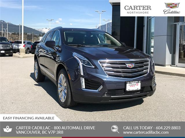 2019 Cadillac XT5 Premium Luxury (Stk: 9D41080) in North Vancouver - Image 1 of 23