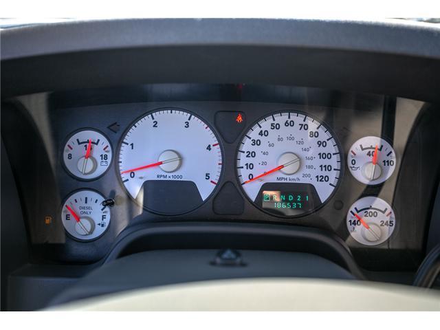 2006 Dodge Ram 2500 ST (Stk: J179569C) in Abbotsford - Image 20 of 22