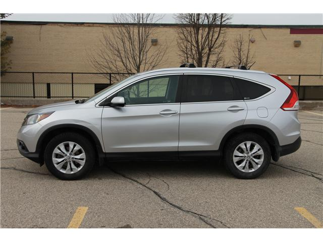 2012 Honda CR-V EX (Stk: 1903100) in Waterloo - Image 2 of 28