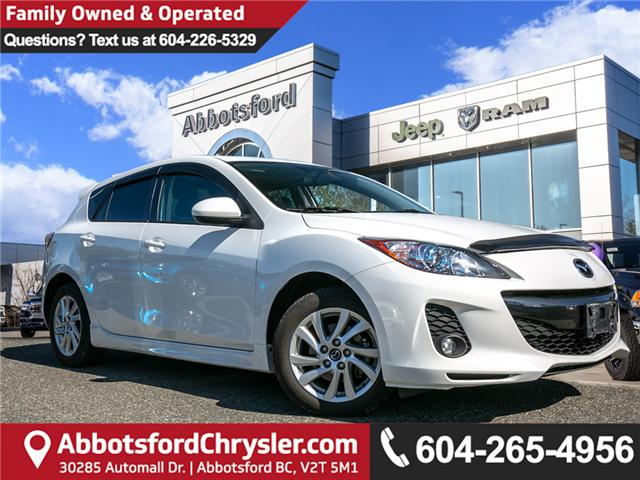 2013 Mazda Mazda3 GS-SKY (Stk: K707273A) in Abbotsford - Image 1 of 22