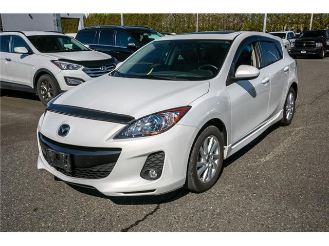2013 Mazda Mazda3 GS-SKY (Stk: K707273A) in Abbotsford - Image 3 of 22