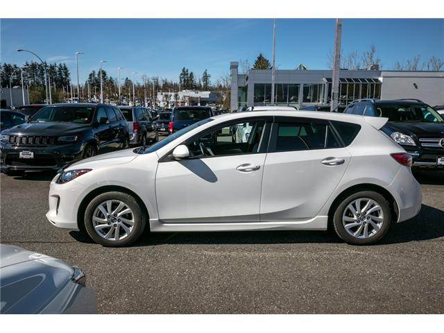 2013 Mazda Mazda3 GS-SKY (Stk: K707273A) in Abbotsford - Image 4 of 22