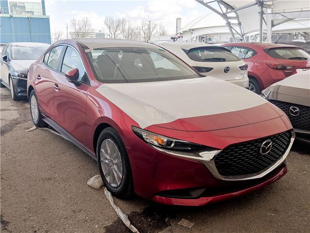 2019 Mazda Mazda3  (Stk: H1714) in Calgary - Image 1 of 1