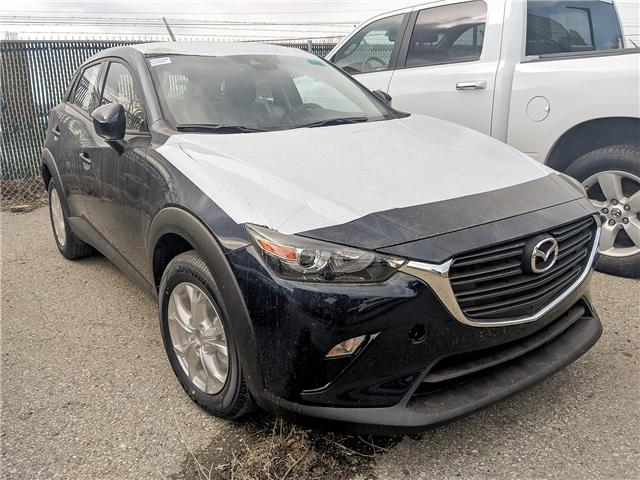 2019 Mazda CX-3 GS (Stk: H1689) in Calgary - Image 1 of 1