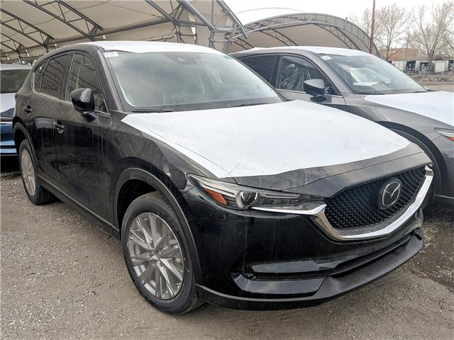 2019 Mazda CX-5 GT (Stk: H1703) in Calgary - Image 1 of 1