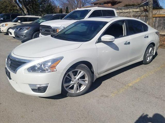 2015 Nissan Altima  (Stk: 407793) in Vaughan - Image 1 of 7