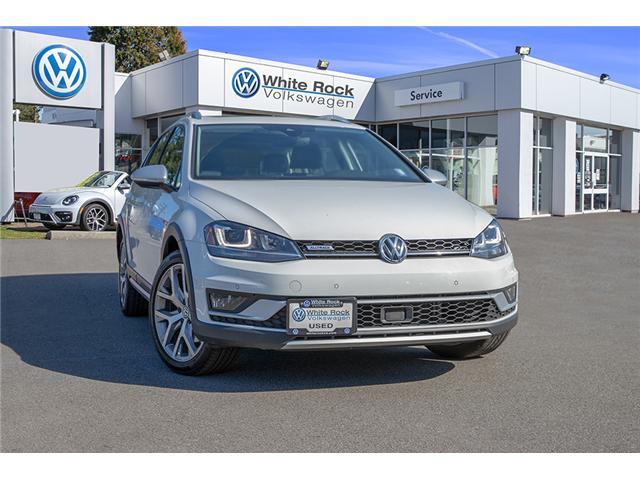 2017 Volkswagen Golf Alltrack 1.8 TSI (Stk: HG542718) in Surrey - Image 1 of 29