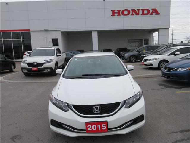 2015 Honda Civic LX (Stk: SS3398) in Ottawa - Image 2 of 10