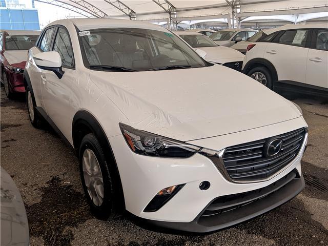 2019 Mazda CX-3 GS (Stk: H1720) in Calgary - Image 1 of 1