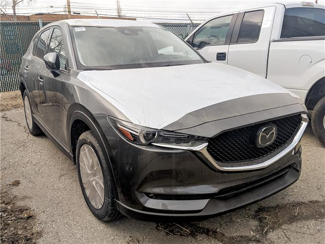 2019 Mazda CX-5 GT w/Turbo (Stk: H1702) in Calgary - Image 1 of 1