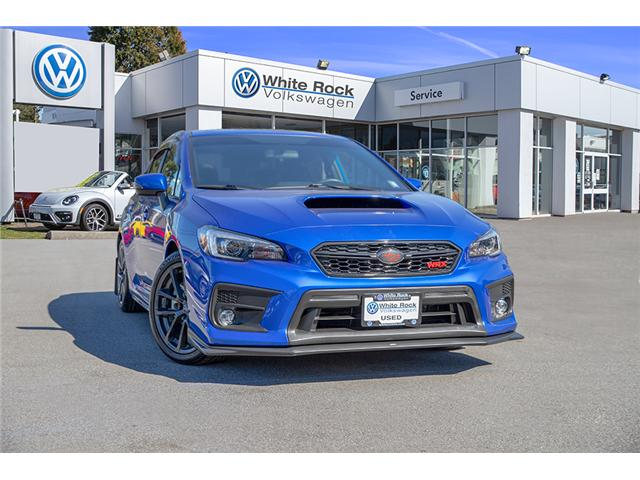 2018 Subaru WRX Sport-tech (Stk: JG140069A) in Surrey - Image 1 of 30