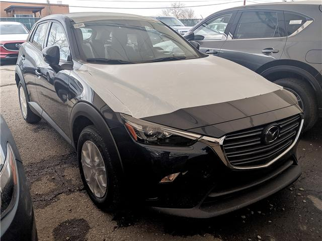 2019 Mazda CX-3 GS (Stk: H1686) in Calgary - Image 1 of 1