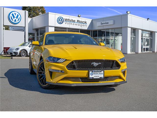 2018 Ford Mustang GT Premium (Stk: VW0811) in Surrey - Image 1 of 30