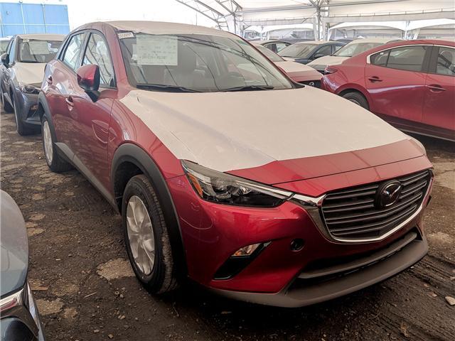 2019 Mazda CX-3 GS (Stk: H1688) in Calgary - Image 1 of 1