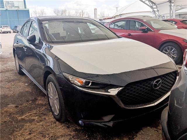 2019 Mazda Mazda3  (Stk: H1710) in Calgary - Image 1 of 1