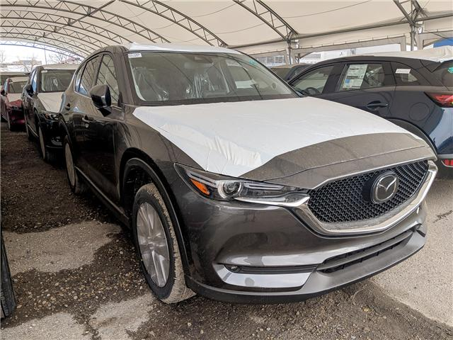2019 Mazda CX-5 GT (Stk: H1705) in Calgary - Image 1 of 1