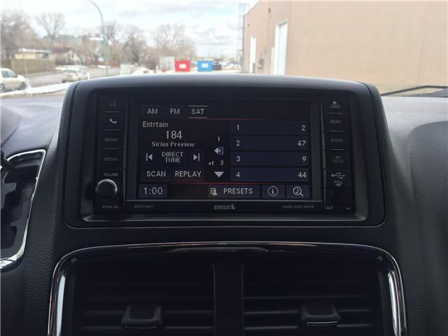 2016 Dodge Grand Caravan SE/SXT (Stk: D1278) in Regina - Image 13 of 22