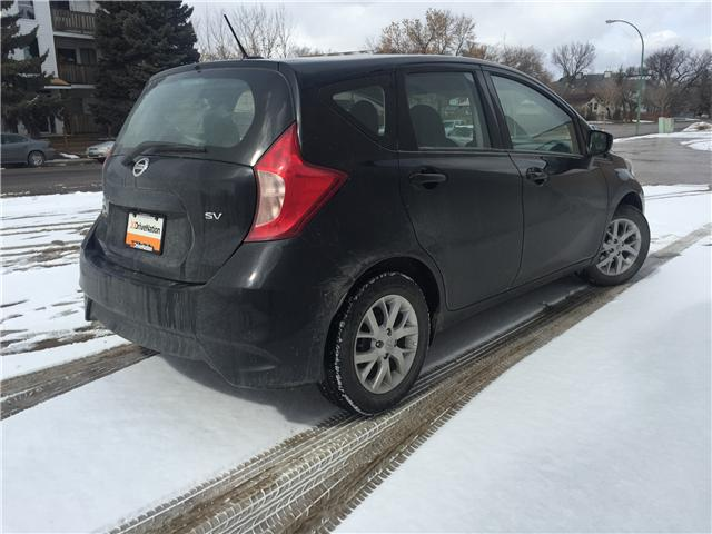 2017 Nissan Versa Note 1.6 SV (Stk: D1268) in Regina - Image 4 of 21