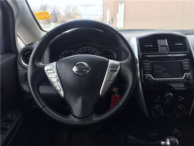 2017 Nissan Versa Note 1.6 SV (Stk: D1268) in Regina - Image 10 of 21