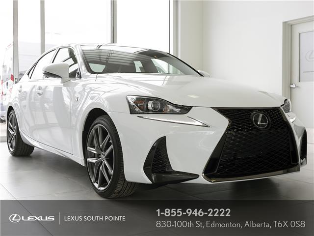 2019 Lexus IS 300 Base (Stk: L900509) in Edmonton - Image 1 of 20