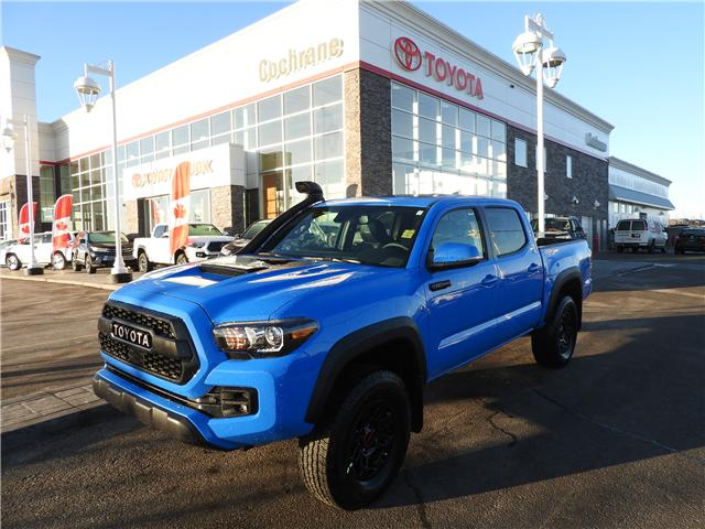 2019 Toyota Tacoma TRD Off Road (Stk: 190199) in Cochrane - Image 1 of 13