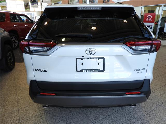 2019 Toyota RAV4 Limited (Stk: 190200) in Cochrane - Image 4 of 11