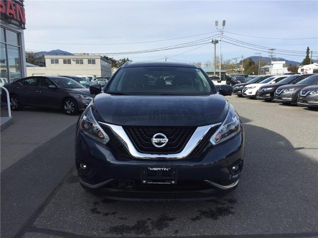 2018 Nissan Murano SL (Stk: N86-3201) in Chilliwack - Image 2 of 16