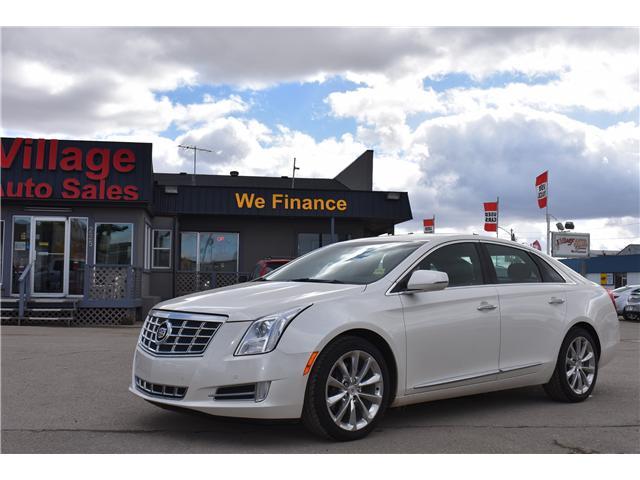 2014 Cadillac XTS Luxury (Stk: P36246) in Saskatoon - Image 1 of 29