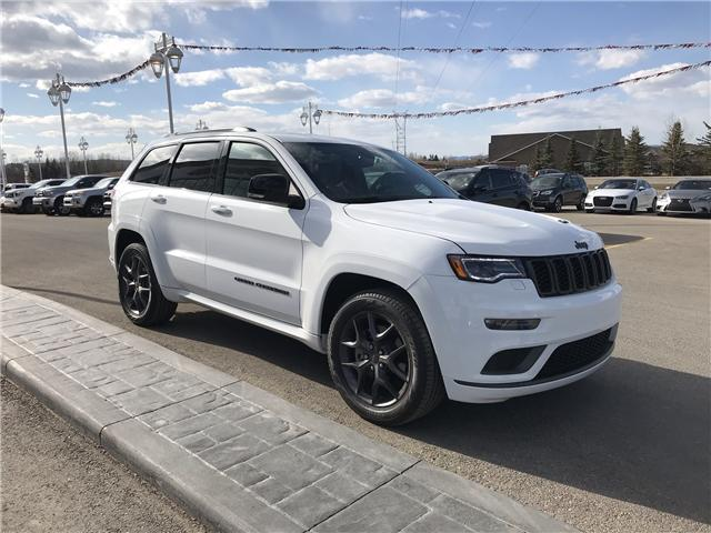 2019 Jeep Grand Cherokee  (Stk: CC048) in Cochrane - Image 2 of 9