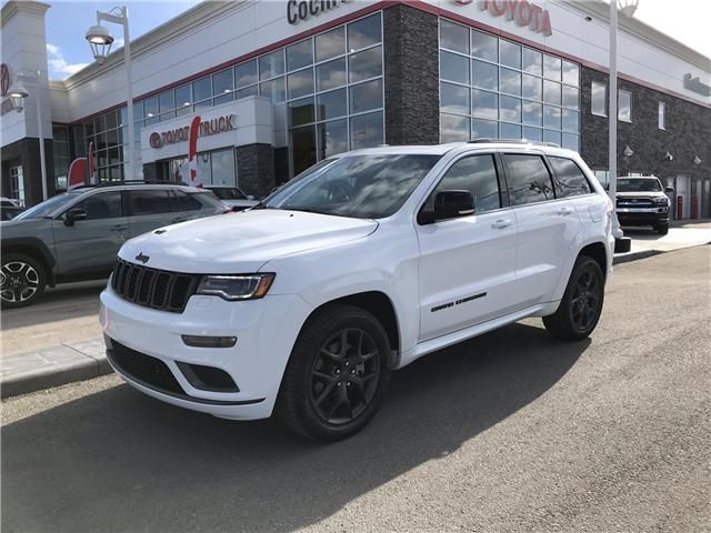 2019 Jeep Grand Cherokee  (Stk: CC048) in Cochrane - Image 1 of 9