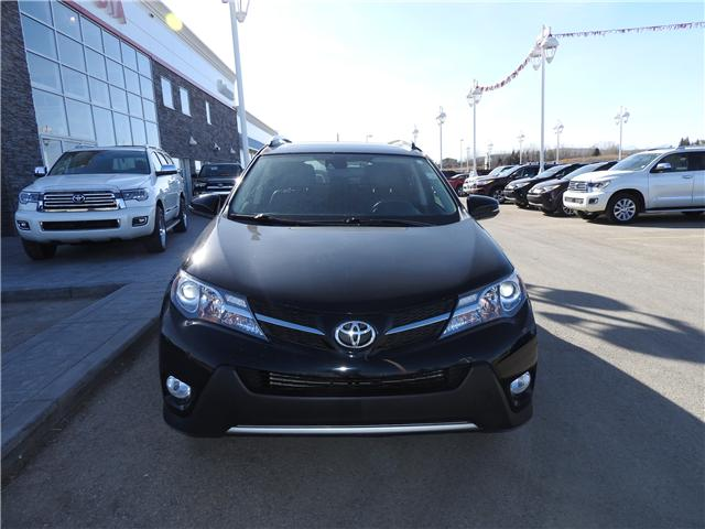 2015 Toyota RAV4 Limited (Stk: 2823) in Cochrane - Image 2 of 10
