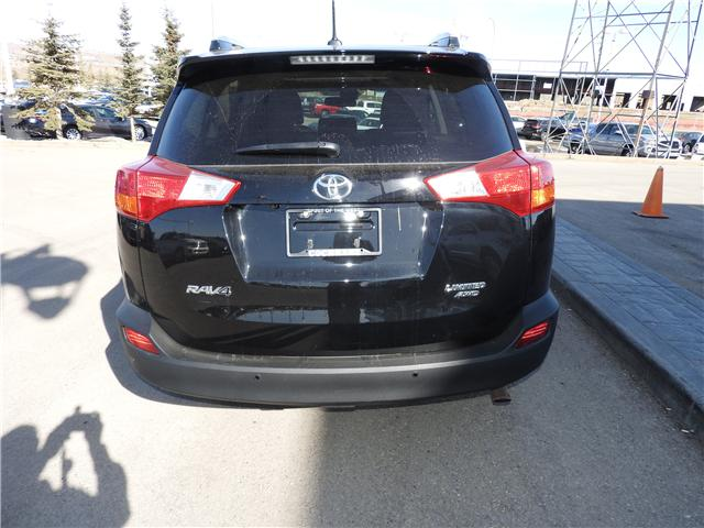 2015 Toyota RAV4 Limited (Stk: 2823) in Cochrane - Image 4 of 10