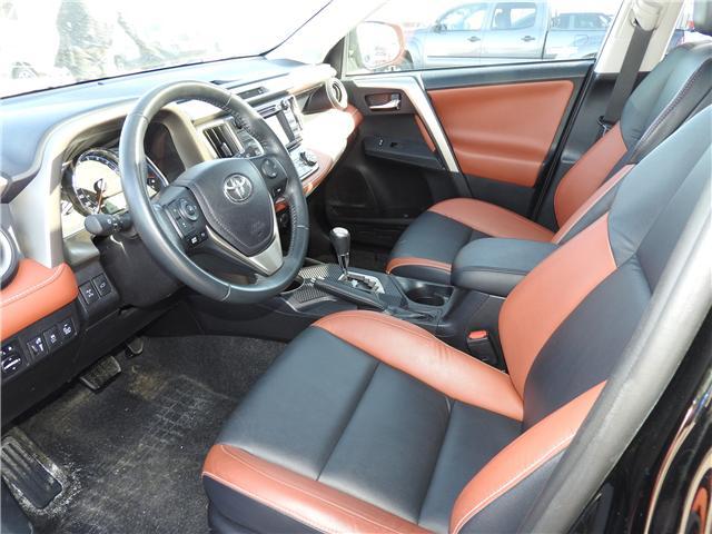 2015 Toyota RAV4 Limited (Stk: 2823) in Cochrane - Image 6 of 10