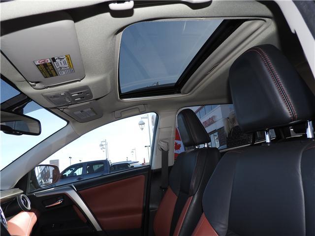 2015 Toyota RAV4 Limited (Stk: 2823) in Cochrane - Image 7 of 10