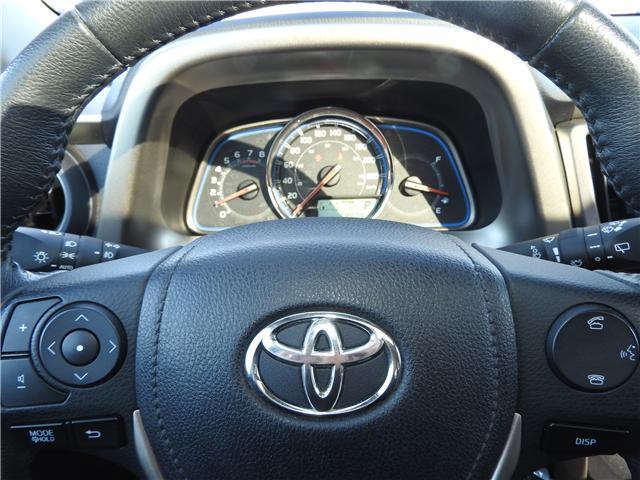 2015 Toyota RAV4 Limited (Stk: 2823) in Cochrane - Image 8 of 10