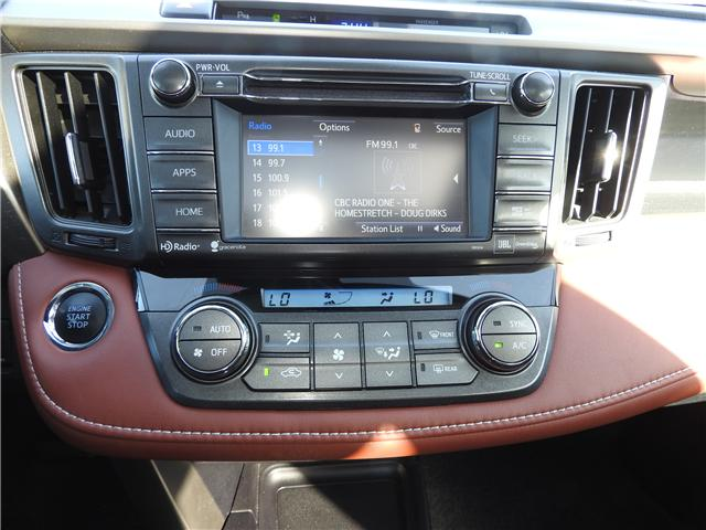 2015 Toyota RAV4 Limited (Stk: 2823) in Cochrane - Image 9 of 10