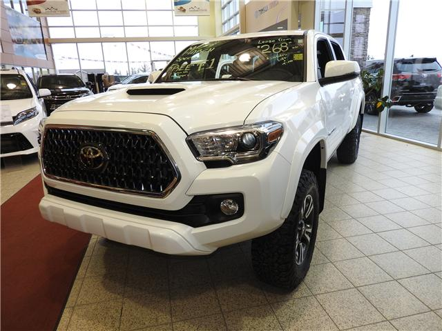 2019 Toyota Tacoma TRD Sport (Stk: 190070) in Cochrane - Image 1 of 7