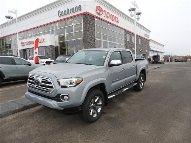2019 Toyota Tacoma Limited V6 (Stk: 190193) in Cochrane - Image 1 of 11