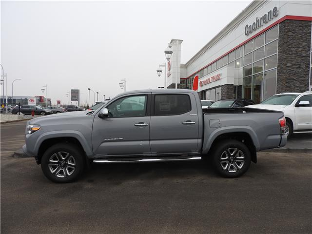 2019 Toyota Tacoma Limited V6 (Stk: 190193) in Cochrane - Image 3 of 11