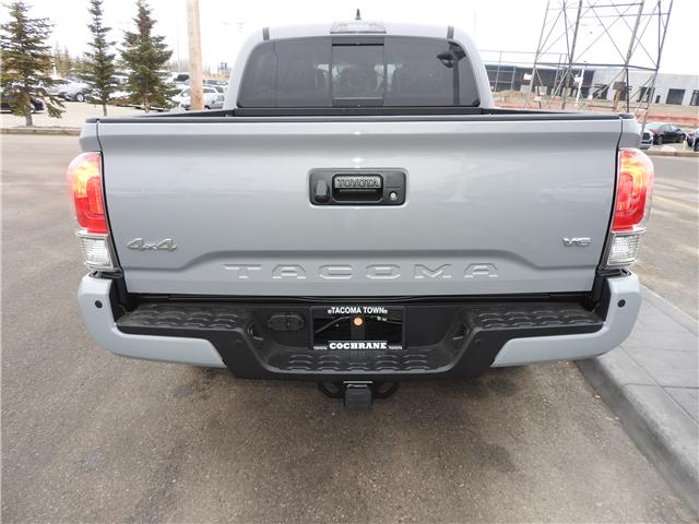 2019 Toyota Tacoma Limited V6 (Stk: 190193) in Cochrane - Image 4 of 11