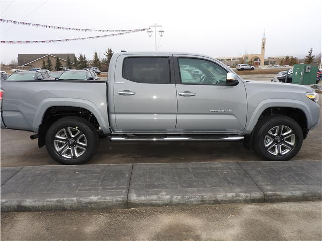 2019 Toyota Tacoma Limited V6 (Stk: 190193) in Cochrane - Image 5 of 11