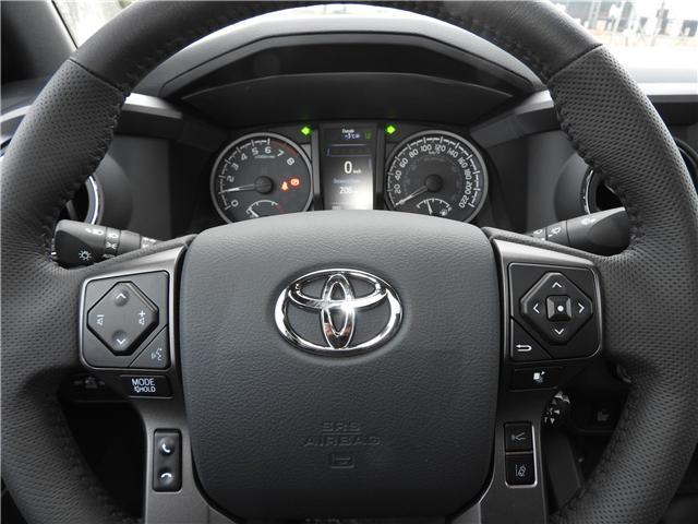 2019 Toyota Tacoma TRD Sport (Stk: 190192) in Cochrane - Image 9 of 11