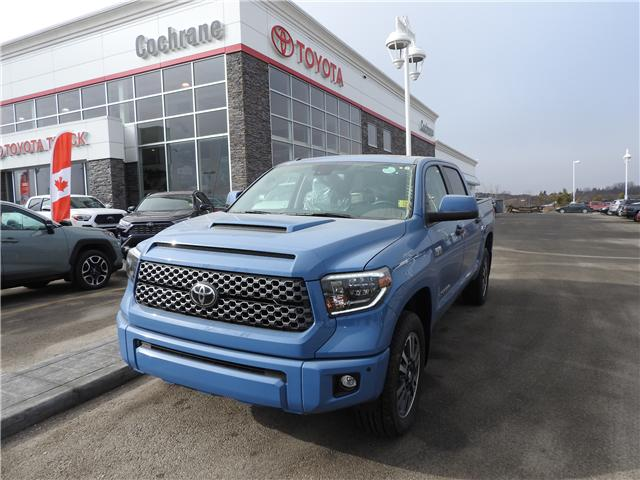 2019 Toyota Tundra TRD Sport Package (Stk: 190206) in Cochrane - Image 1 of 13