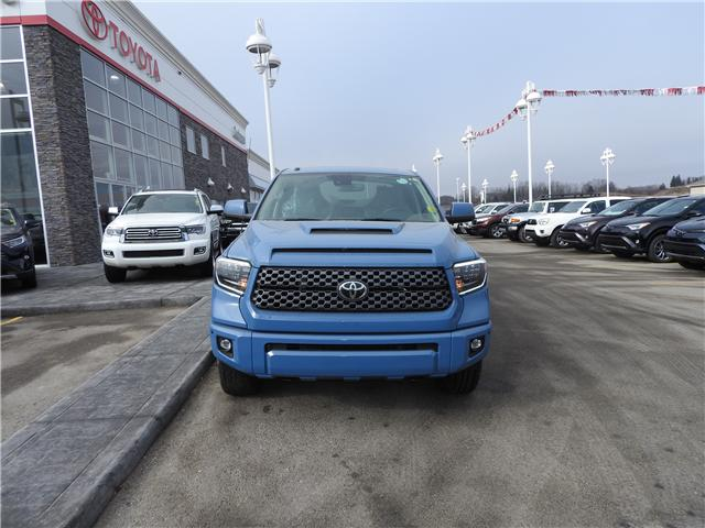 2019 Toyota Tundra TRD Sport Package (Stk: 190206) in Cochrane - Image 2 of 13