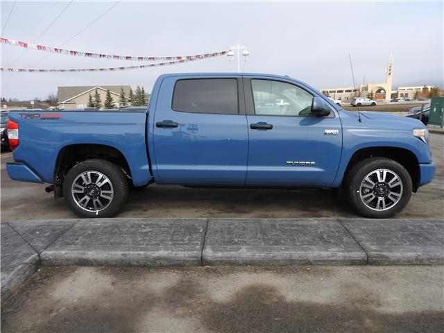 2019 Toyota Tundra TRD Sport Package (Stk: 190206) in Cochrane - Image 6 of 13