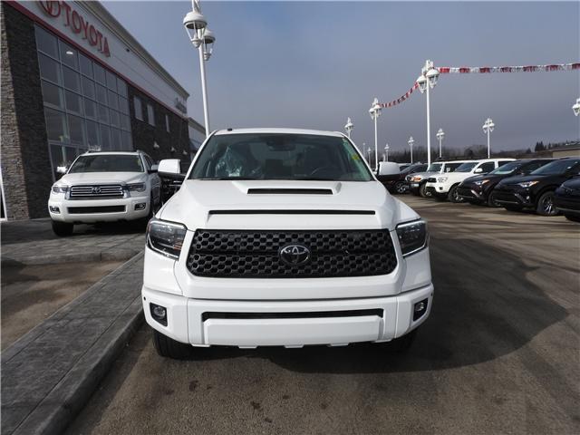 2019 Toyota Tundra TRD Sport Package (Stk: 190207) in Cochrane - Image 2 of 11