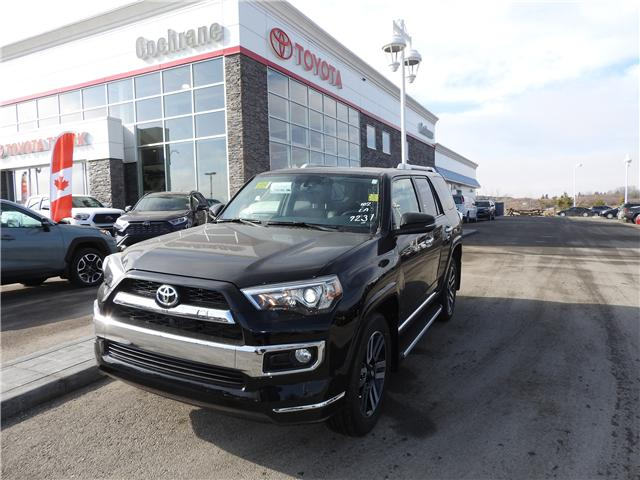 2019 Toyota 4Runner SR5 (Stk: 190182) in Cochrane - Image 1 of 12